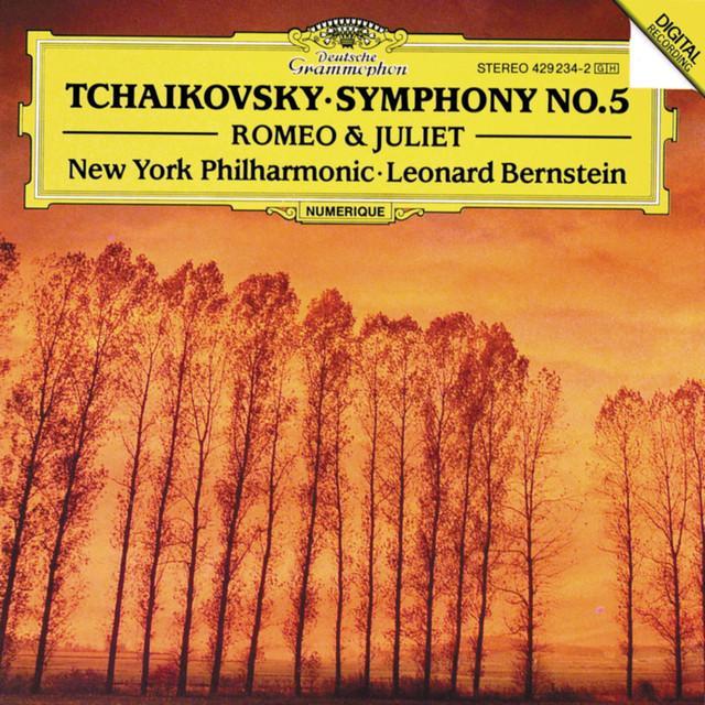 Tchaikovsky: Symphony No.5; Romeo & Juliet Albumcover