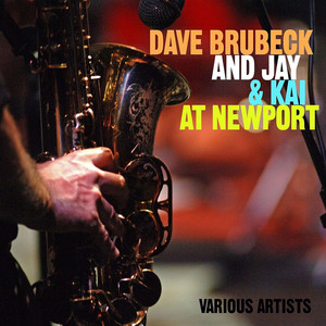 Dave Brubeck and Jay & Kai at Newport album