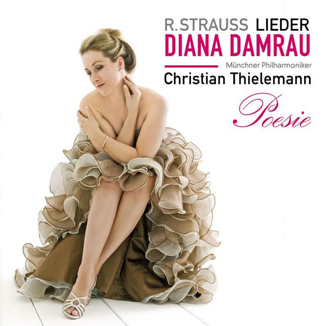 Strauss : Lieder Albumcover
