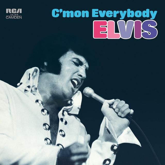 C'mon Everybody Albumcover
