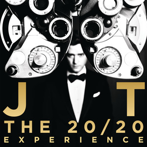 The 20/20 Experience (Deluxe Version) Albumcover