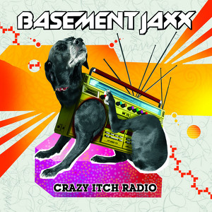 Crazy Itch Radio Albumcover