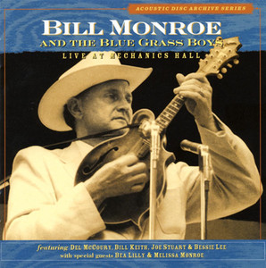 Bill Monroe, The Blue Grass Boys Footprints In The Snow cover