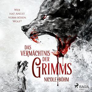 Das Vermächtnis der Grimms 1: Wer hat Angst vorm bösen Wolf? Audiobook