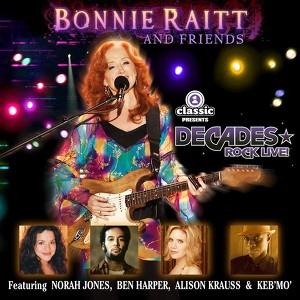 Bonnie Raitt And Friends Albumcover