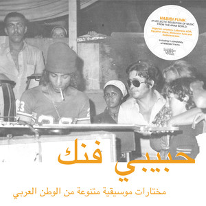 Various Artists - Habibi Funk: An Eclectic Selection of Music From the Arab World