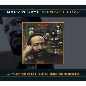 Midnight Love & The Sexual Healing Sessions Albumcover