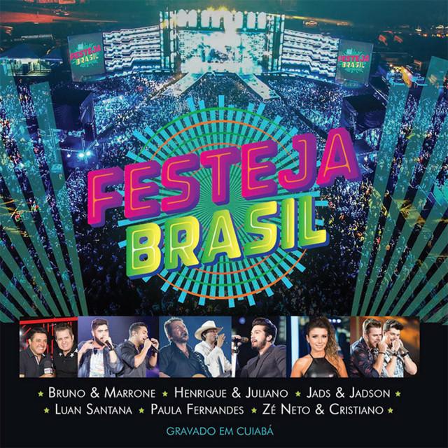Festeja Brasil - Ao Vivo em Cuiabá