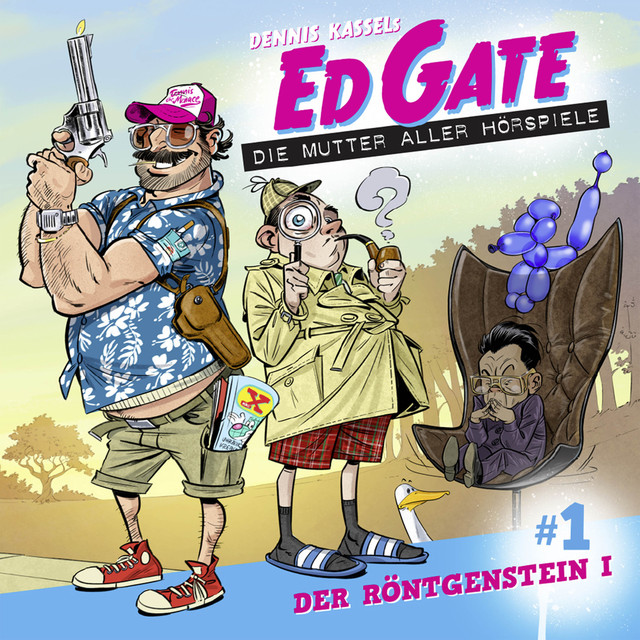 Ed Gate Cover