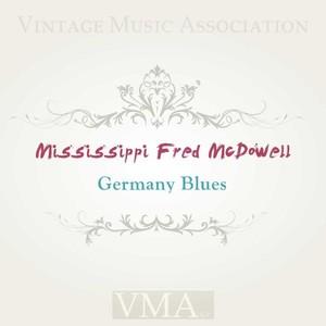 Germany Blues Albumcover