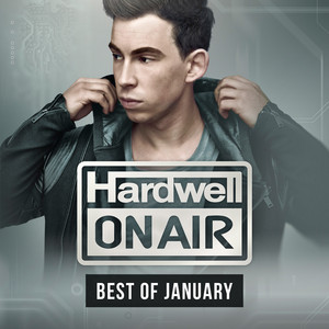 Hardwell On Air Best Of January Albumcover