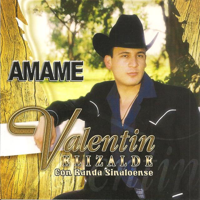 Amame Albumcover