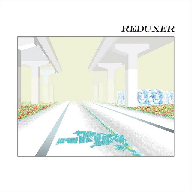 Album cover for Reduxer by alt-J