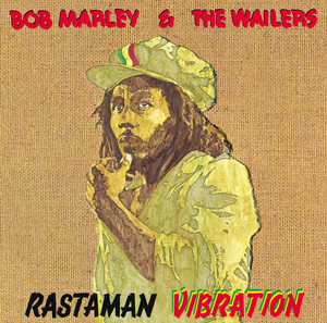 The Wailers Positive Vibration cover