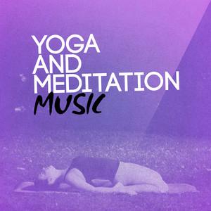 Yoga and Meditation Music Albumcover