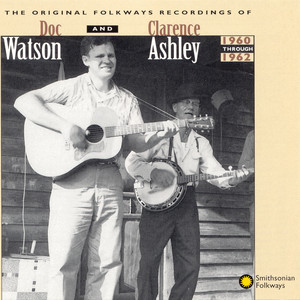 Doc Watson, Clarence Ashley and group The Coo-Coo Bird cover