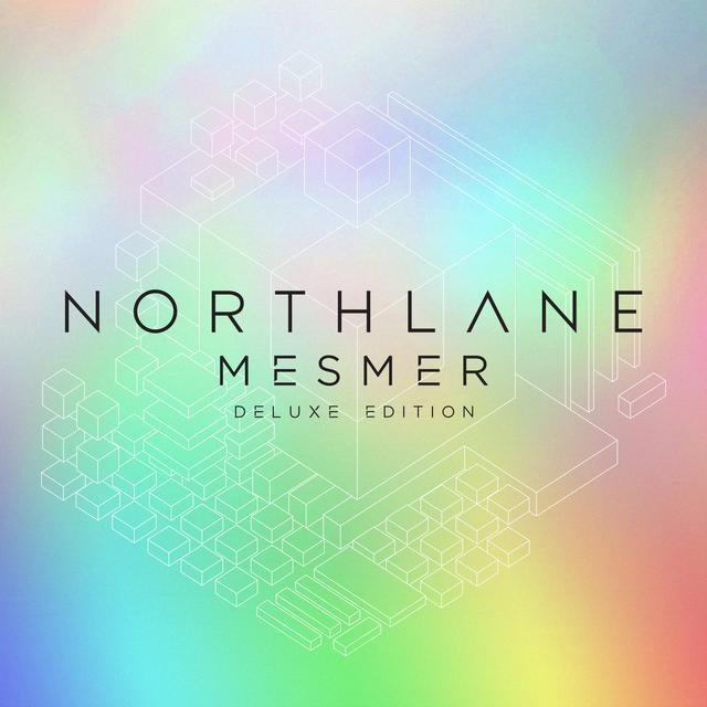 Album cover for Mesmer (Deluxe Edition) by Northlane
