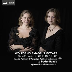Mozart: Piano Concertos K. 413, K. 414 & K. 415 Albümü