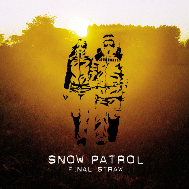 Final Straw Albumcover
