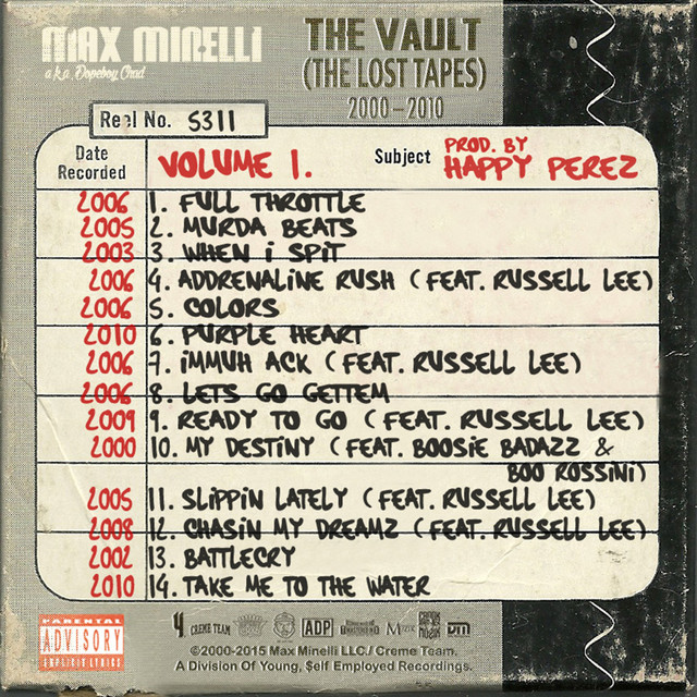 The Vault (The Lost Tapes 2000-2010)