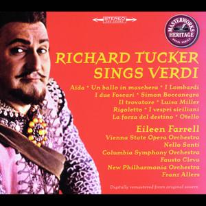 Verdi: Opera Arias Albümü