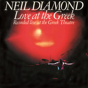 Love At The Greek Albumcover