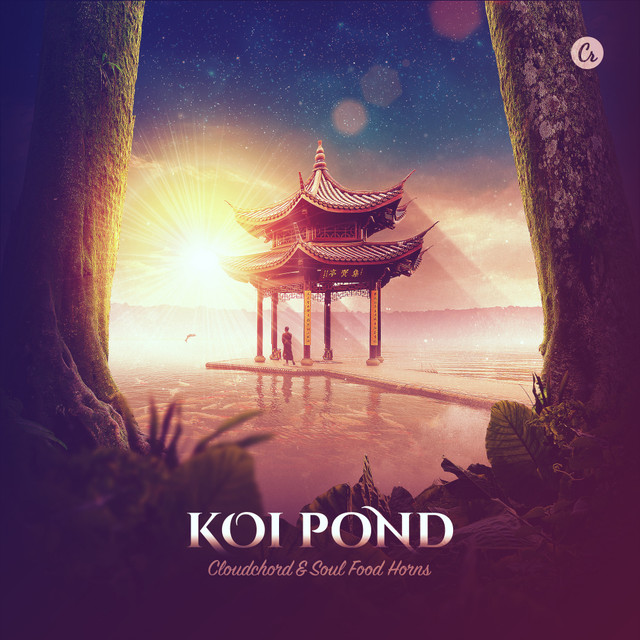 Album cover for Koi Pond by Cloudchord, Soul Food Horns