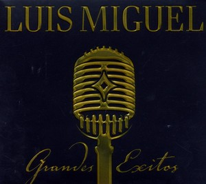 Grandes Exitos - 2 CD-worldwide (except U.S.A.)version Albumcover