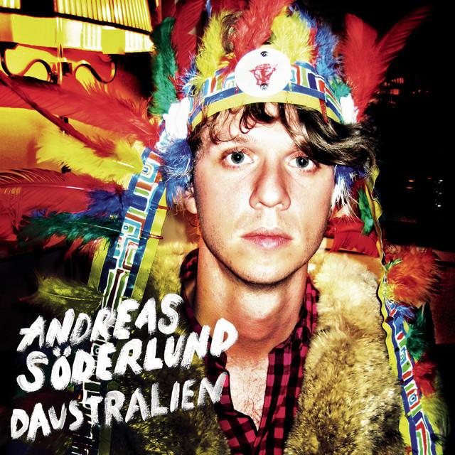 Skivomslag för Andreas Söderlund: Daustralien
