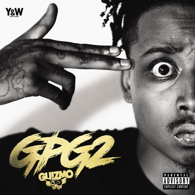 Album cover for GPG 2 by Guizmo