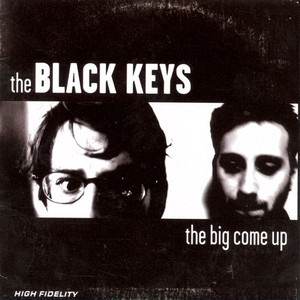 The Black Keys Leavin' Trunk cover