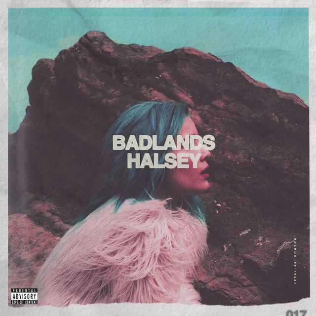 BADLANDS (Deluxe) Albumcover