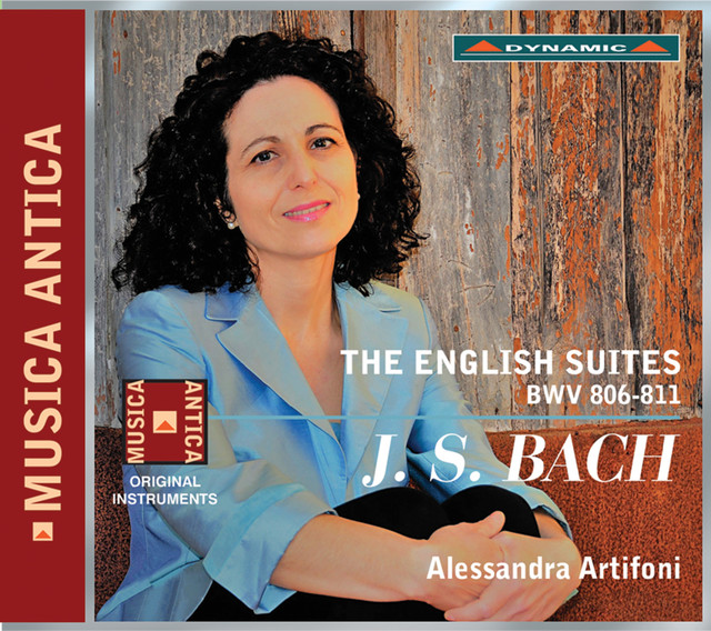 Bach: The English Suites, BWV 806-811