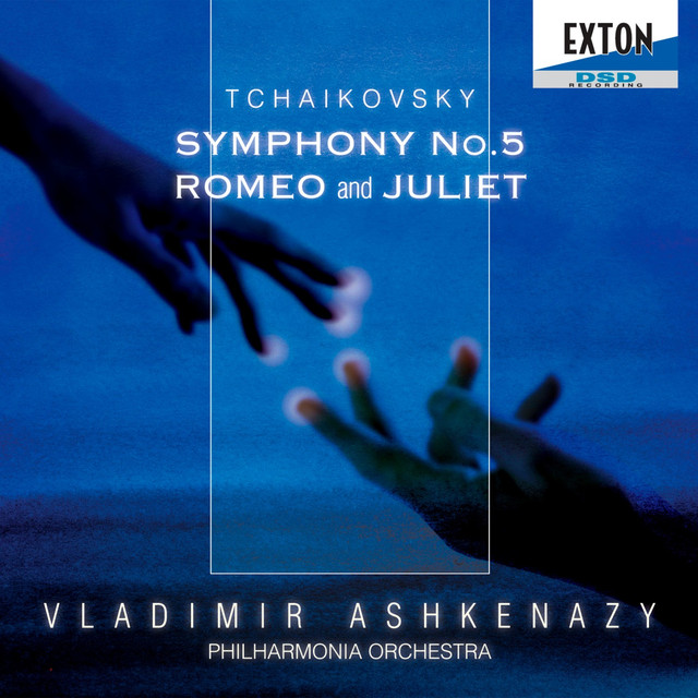 Tchaikovsky: Symphony No. 5, Romeo and Juliet Albumcover
