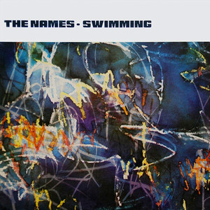 Album cover for Swimming by The Names