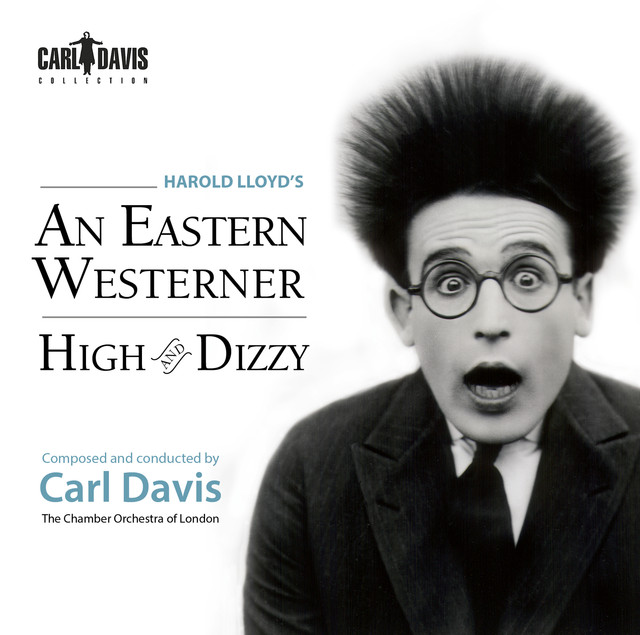 Carl Davis: An Eastern Westerner & High and Dizzy