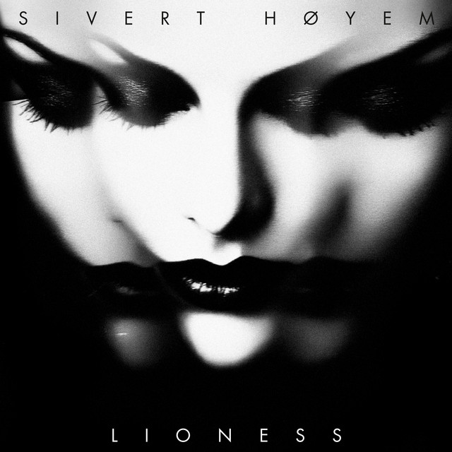 Album cover for Lioness by Sivert Høyem