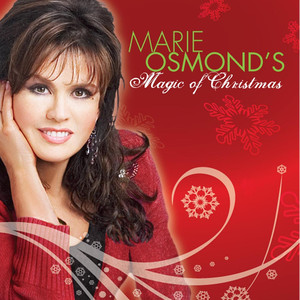 Marie Osmond, The Osmonds White Christmas cover