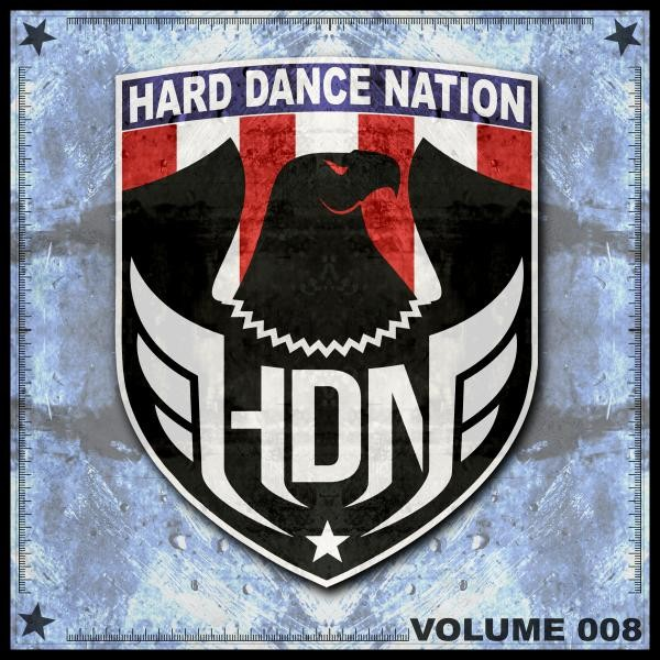 Hard Dance Nation, Vol. 8