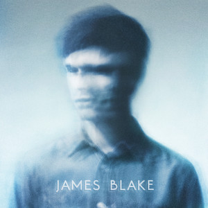 James Blake Albumcover
