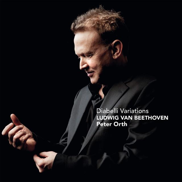 Beethoven: Diabelli Varations Albumcover