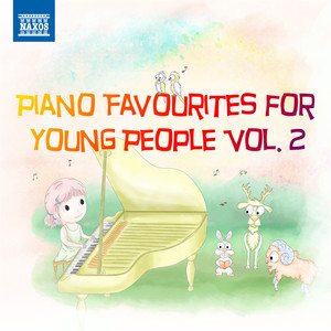 Piano Favourites for Young People, Vol. 2 - Traditional
