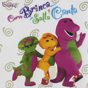 Barney: Corre, Brinca, Salta y Canta album