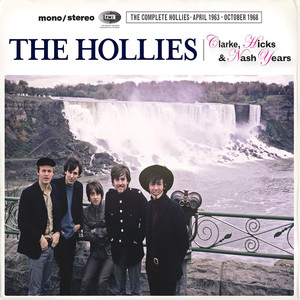 The Hollies Crusader cover