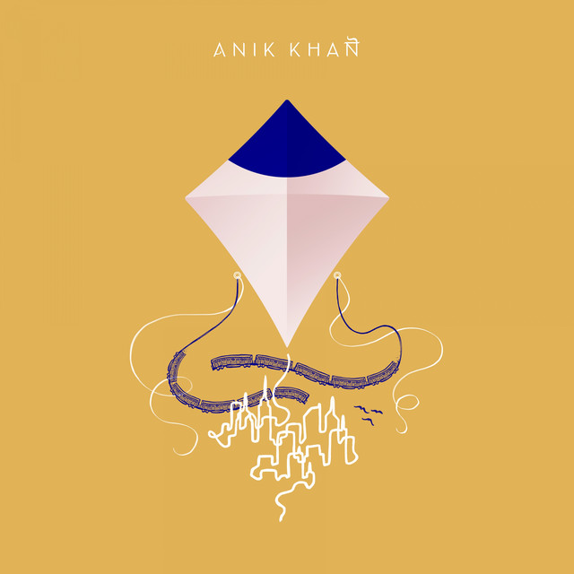 Album cover for Kites by Anik Khan