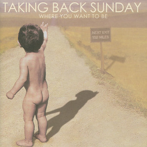 Taking Back Sunday One‐Eighty by Summer cover