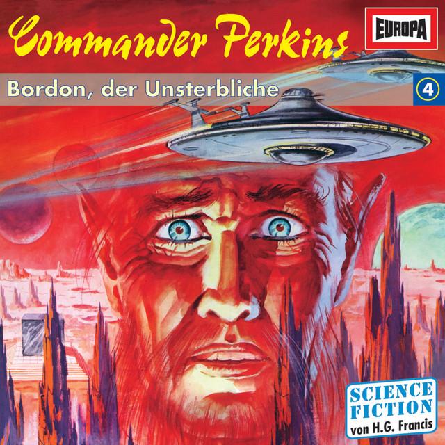 04 - Bordon, der Unsterbliche Cover