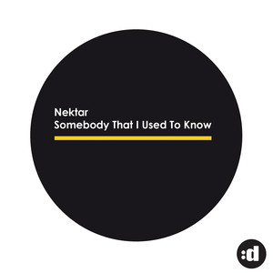Somebody That I Used To Know album