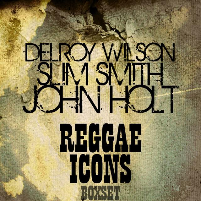 Reggae Icons Boxset Platinum Edition