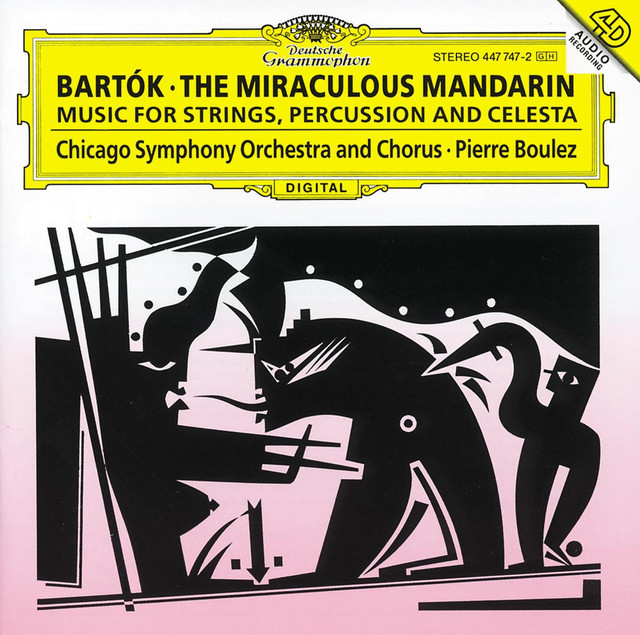 Bartók: The Miraculous Mandarin